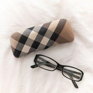 Burberry Black Eyeglasses
